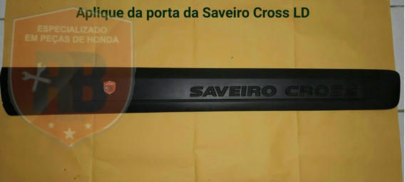 Aplique Da Porta Da Saveiro Cross G6 Ld