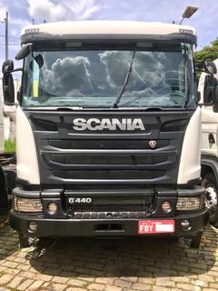 Scania G440 - Opticruise - 6x4 - Bogie Pesado