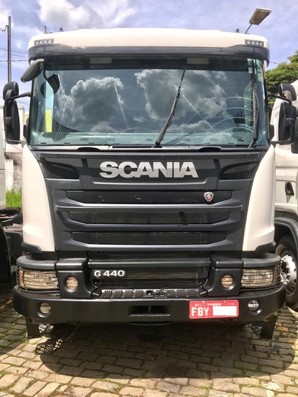 Scania G440 - Opticruise - 6x4 - Bogie Pesado