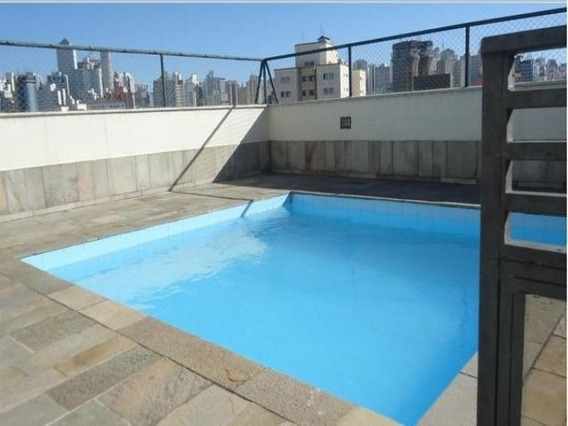 Flat Em Centro, São Paulo/sp De 30m² 1 Quartos Para Locação R$ 125,00/dia - Fl75042