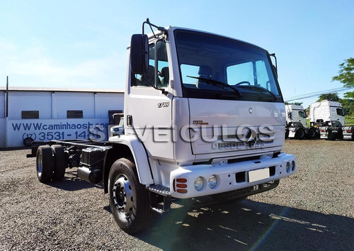 Mercedes-benz 1718 2011 Toco Chassi, Sb Veiculos