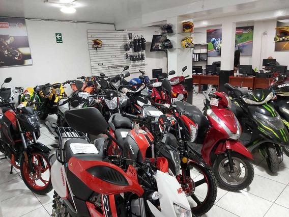 Motos Pisteras Semi Nuevas A Credito Con Dni