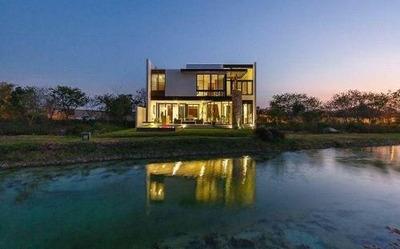 Hermosa Residencia En Venta - Privada Residencial Punta Lago