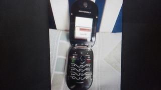 Celular Motorola U6 Pebl Libre A Pedido