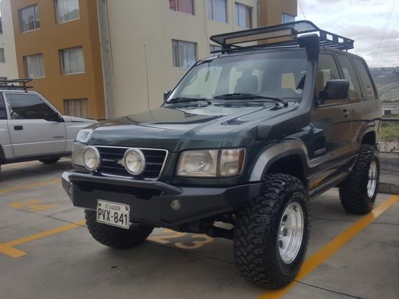 Chevrolet Trooper Wagon Sport 3p 4x4 Preparado