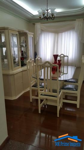 Imagem 1 de 15 de Apartamento No Centro De Osasco Com 127m², Excelente Oportunidade!!! - 258