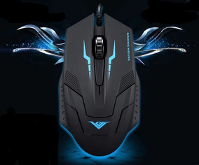 Mouse Laser Game Profissional Usb Zerado