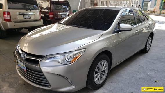 Toyota Camry Sedan Automatico