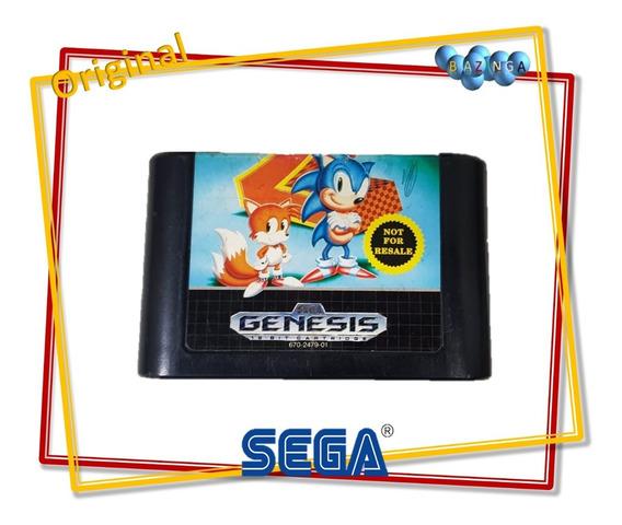 Sonic The Hedgehog 2 Original Americano