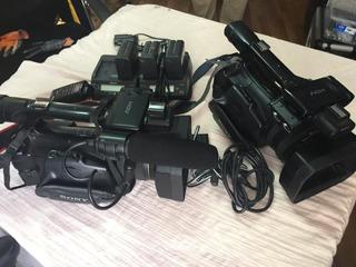 Camaras De Video Sony Hvr-z5