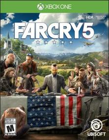 Far Cry 5 - Xbox One - Código 25 Dígitos