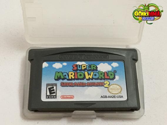 Super Mario World Super Mario Advance 2 Game Boy Advance Gba