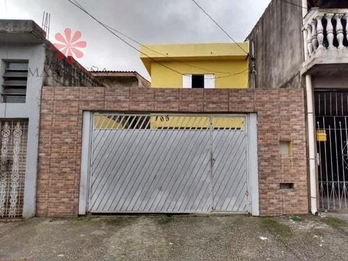Imagem 1 de 10 de Casa Sobrado Em Jardim Matarazzo  -  São Paulo - 1516