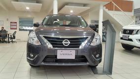 Nissan Versa Advance Caja Automática 0km 2017