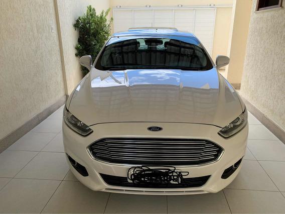 Ford Fusion 2.0 Gtdi Titanium Aut. 4p 2016