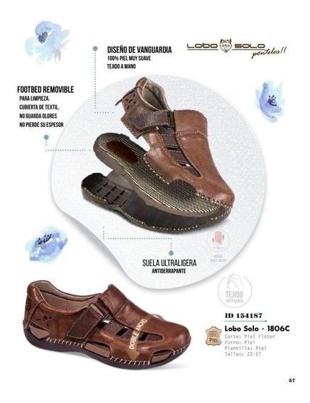 Zapato Dama Doble Ancho Pie Diabetico Espolón Calcaneo Piel