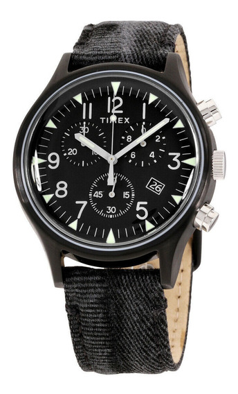 Relógio Masculino Timex Tw2r68700 Correia De Lona