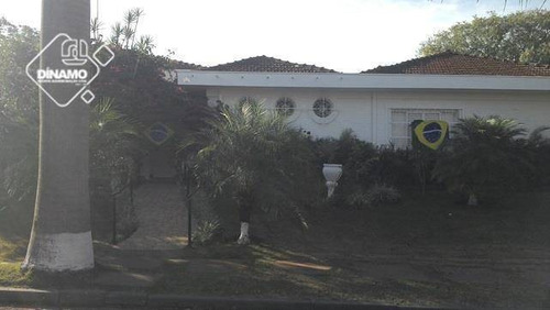 Casa Com 4 Dormitórios À Venda, Jardim Recreio - Ribeirão Preto/sp - Ca0621