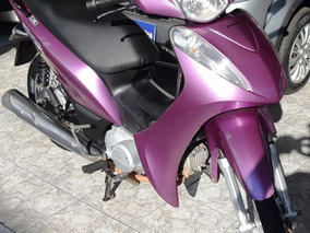 Honda Biz Es 125 Flex 2012