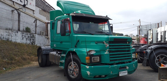 Scania 112 360 Ano 1988 Intercoler