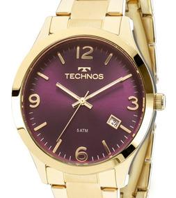 Relógio Technos Original Feminino 2315acd/4n C/ Nota Fiscal