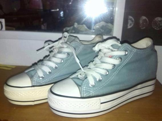 Converse Completamente Blancas De Dama Ropa, Zapatos y