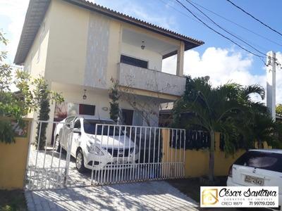 Casa 4/4 Em Condomínio Fechado - Betaville - Vila De Abrantes - Ca00478 - 34066081
