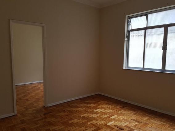 Bom Apartamento Reformado Centro 1 Quarto Silencioso - 681