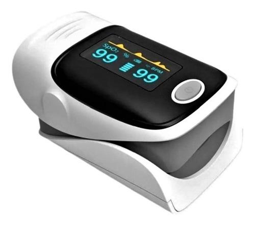 Oximetro Pulso Oximetro Saturador Frecuencia Cardíaca Finger