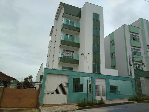 Cobertura Com 2 Quartos Para Comprar No Miramar (barreiro) Em Belo Horizonte/mg - Tw30