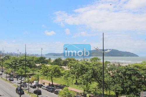 Apartamento À Venda, 137 M² Por R$ 1.100.000,00 - Pompéia - Santos/sp - Ap7706