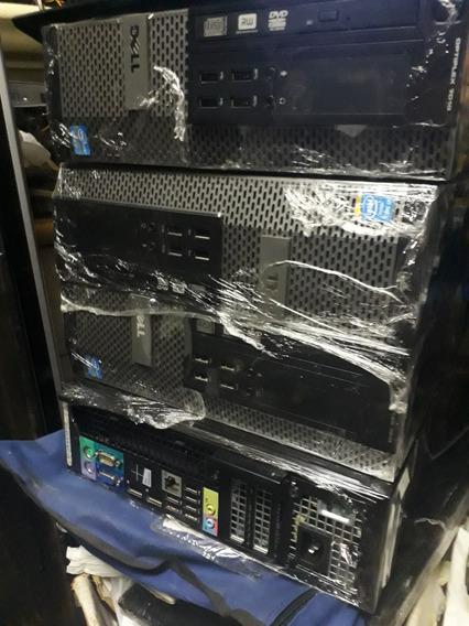 Cpu Dell I7 3.4ghz 8gb 500gb Modelo 7010