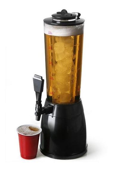 Chopera Cerveza Base Girat. Dispenser Bebida Tubo Enfriador