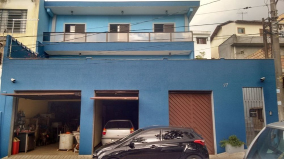 Sobrado Em Jardim Bebedouro, Guarulhos/sp De 340m² 3 Quartos À Venda Por R$ 750.000,00 - So283631