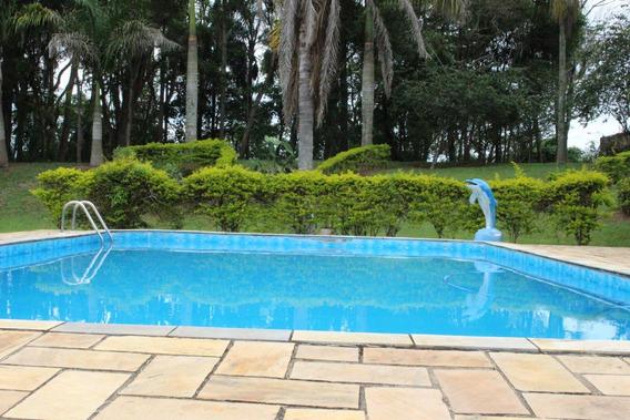 Casa De Campo Lazer Completo No Paraíso De Reservas Naturais