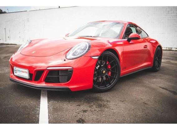 Porsche 911 Carrera Gts + Acessórios