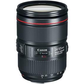 Lente Canon 24-105mm F/4 L Is Ii Usm