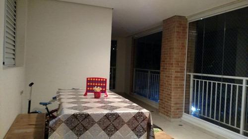 Apartamento À Venda, 115 M² Por R$ 895.000,00 - Alto Da Boa Vista - São Paulo/sp - 7640