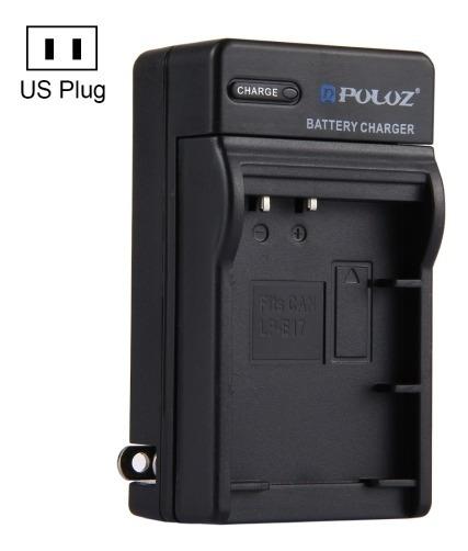 Puluz Conector Cargador Bateria Para Canon Lp-e17 C1mt
