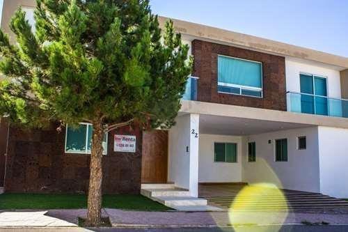 Casa Amueblada En Renta Frente Área Verde Club De Golf La Loma. $45,000.00. Seguridad, Exclusividad.