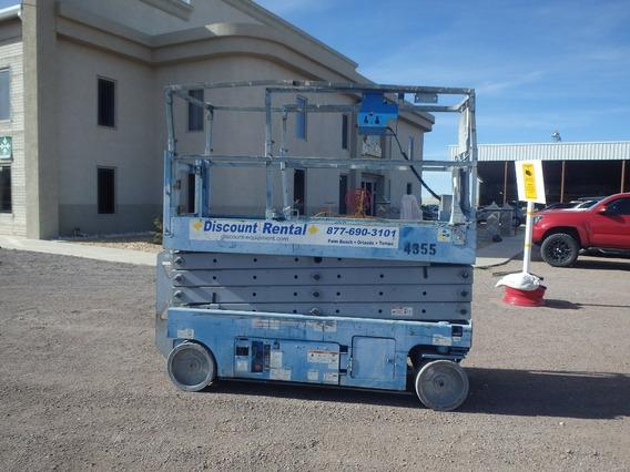 Ascensor Tipo Tijera Plataforma Elevadora Eléctrica F 12346