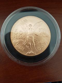 Centenario 50 Pesos 41.6 Gramos Oro Invierte