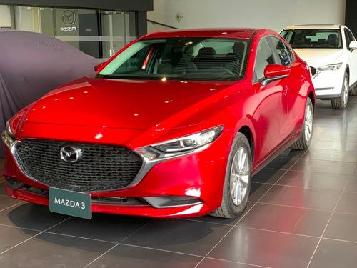Imagen 1 de 14 de Mazda 3 Prime At 2.0l Rojo  | 2022