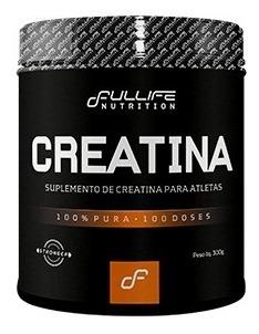 Combo Com 4 Unidades De Creatina 150g / Fullife Nutrition