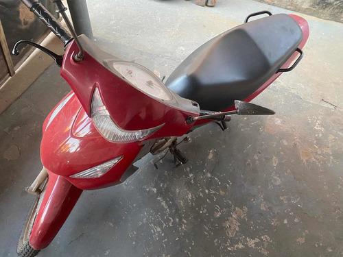 Moto Biz 125 Partida