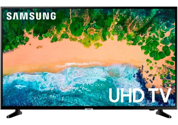 Pantalla Samsung 55 Pulgadas Serie 7 Television 4k Smart Tv