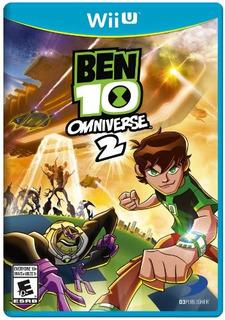 Ben 10 Omniverse 2 Nintendo Wii U