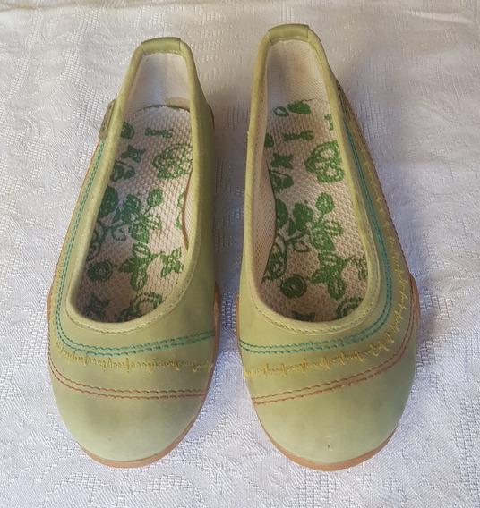 Zapatos Chatitas Balerina Gimo
