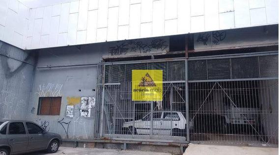 Galpão Comercial Para Locação, Butantã, São Paulo. - Ga0193