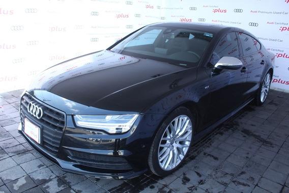 Audi S7 Sb 4.0 Quattro Aut Negro 2016